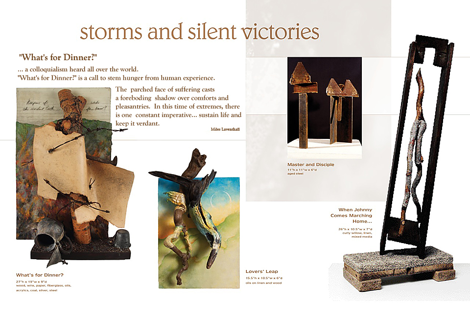 Storms and Silent Victories